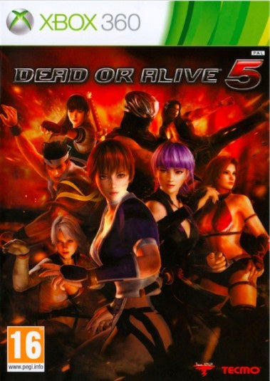 Xbox 360 Dead or Alive 5 Ultimate