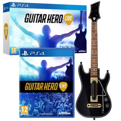 PlayStation 4 Guitar Hero Live