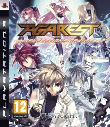 PlayStation 3 Agarest