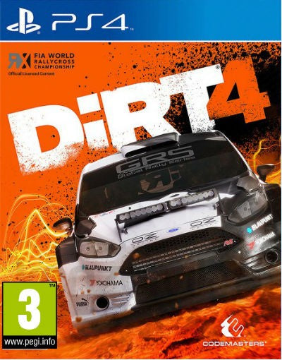 PlayStation 4 Dirt 4