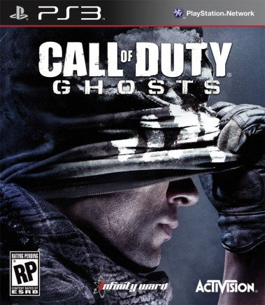 Playstation 3 Call of Duty: Ghosts