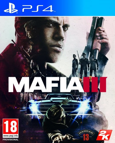 PlayStation 4 Mafia III