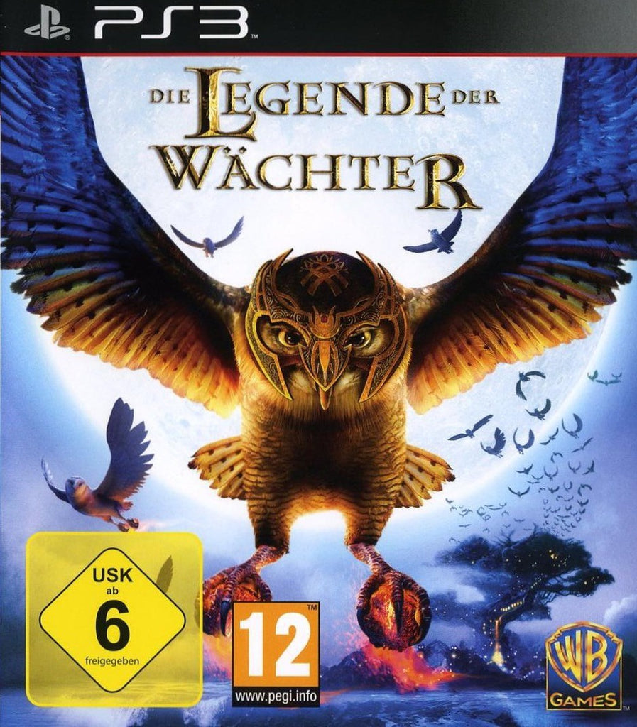 PlayStation 3 Legend of the Guardians The owls of gahoole
