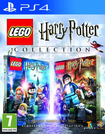 PlayStation 4 Lego Harry Potter Collection