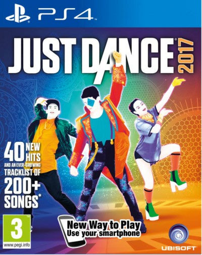 PlayStation 4 Just Dance 2017