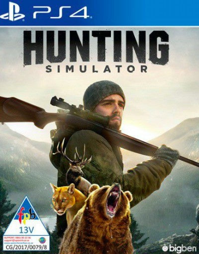 PlayStation 4 Hunting Simulator
