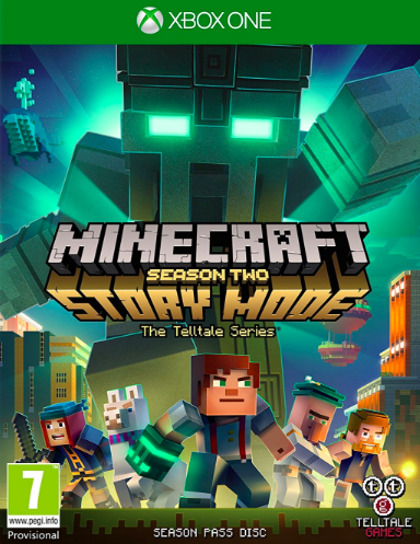 Xbox One Minecraft Story Mode Season Two