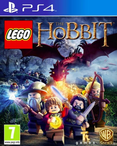 PlayStation 4 Lego The Hobbit