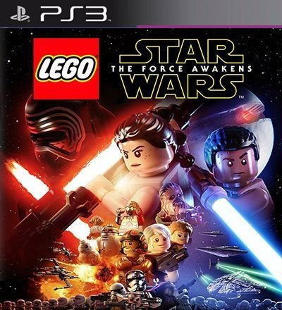 PlayStation 3 Lego Star Wars The force awakens