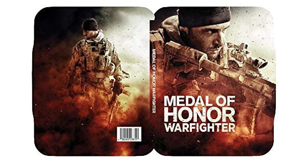 PlayStation 3 Medal of Honor: Warfighter Steelbook