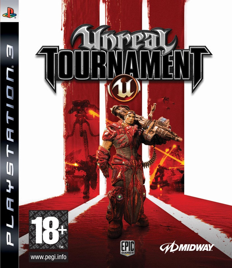PlayStation 3 Unreal Tournament 3