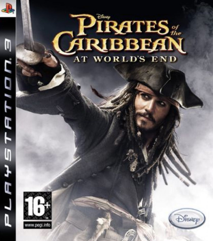 PlayStation 3 Pirates of the Caribbean: At World's End