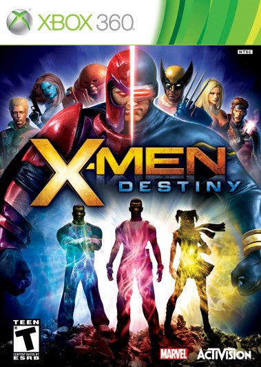 Xbox 360 X-Men Destiny