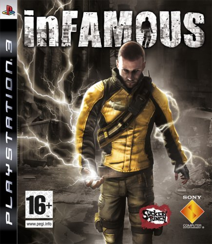 PlayStation 3 inFamous
