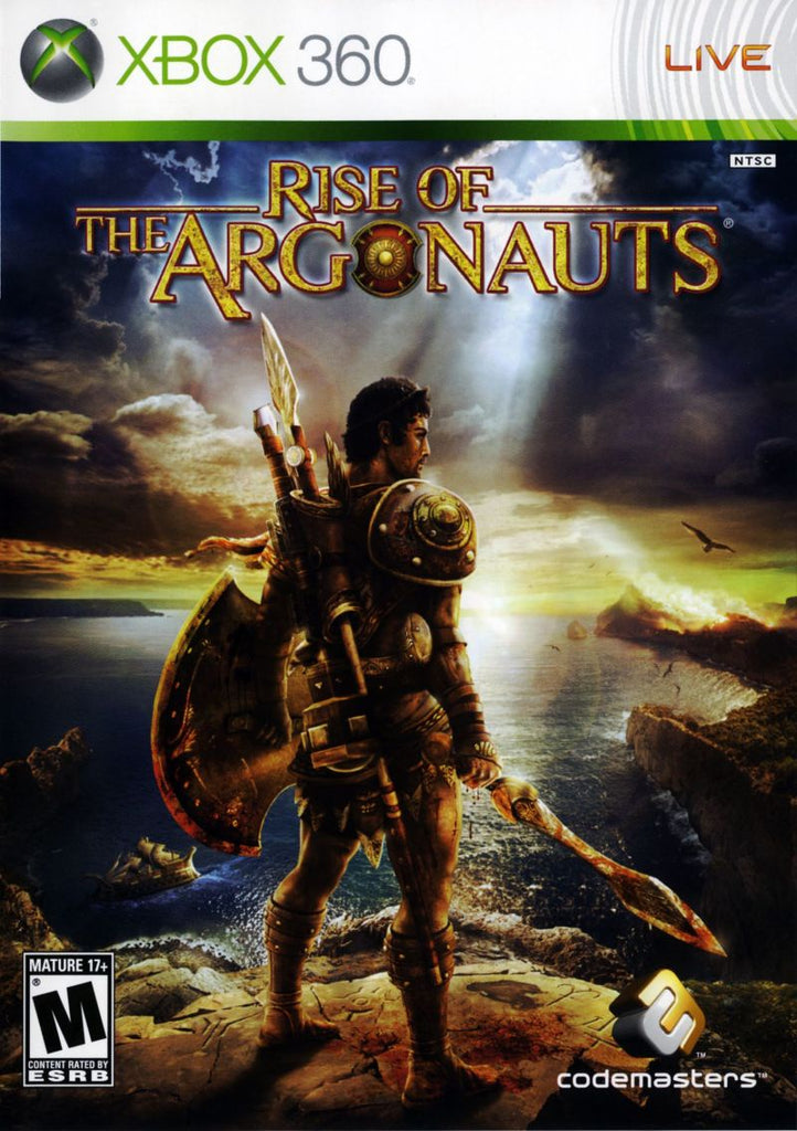 Xbox 360 Rise of the Argonauts