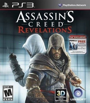 PlayStation 3 Assassin's Creed: Revelations