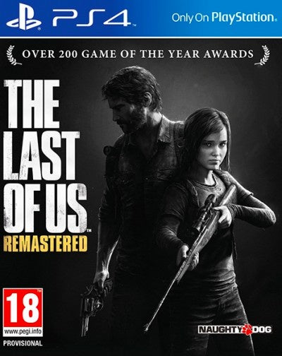 PlayStation 4 The Last of Us Remastered