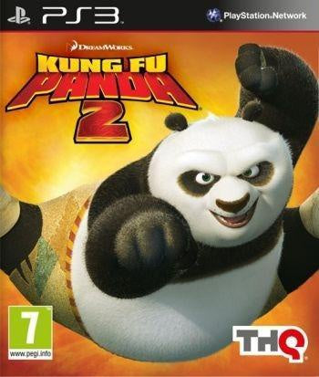 PlayStation 3 Dreamworks Kung-Fu Panda 2