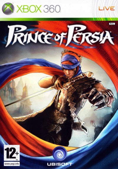 Xbox 360 Prince of Persia
