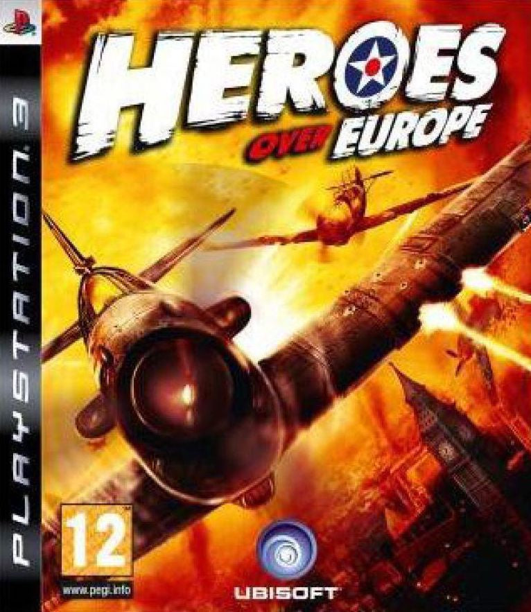 PlayStation 3 Heroes over Europe
