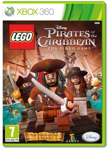 Xbox 360 LEGO Pirates of the Caribbean: The Video Game