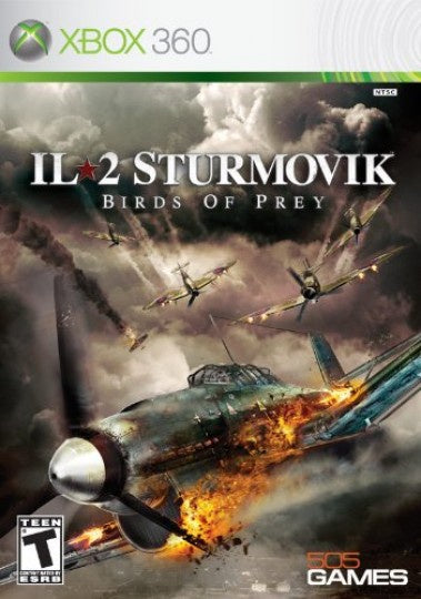 Xbox 360 IL-2 Sturmovik: Birds of Prey