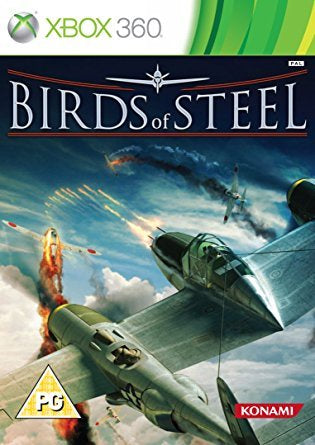 Xbox 360 Birds of Steel