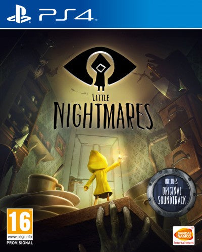 PlayStation 4 Little Nightmares