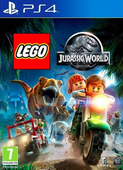 PlayStation 4 Lego Jurassic World