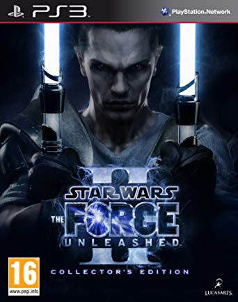 PlayStation 3 Star Wars: The Force Unleashed II
