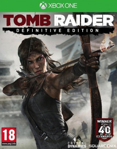 Xbox One Tomb Raider: Definitive Edition