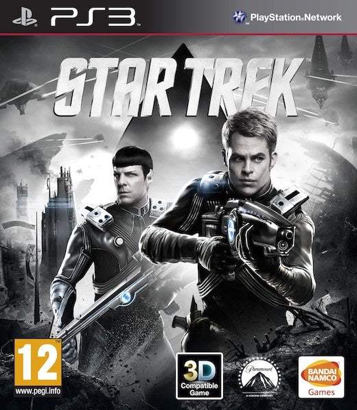 PlayStation 3 Star Trek: The video game