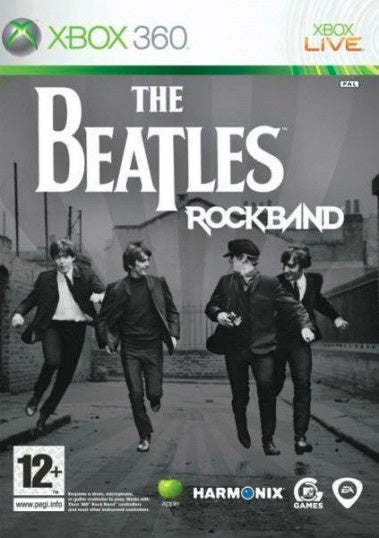Xbox 360 The Beatles: Rock Band