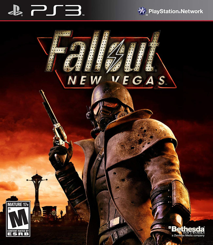 PlayStation 3 Fallout: New Vegas