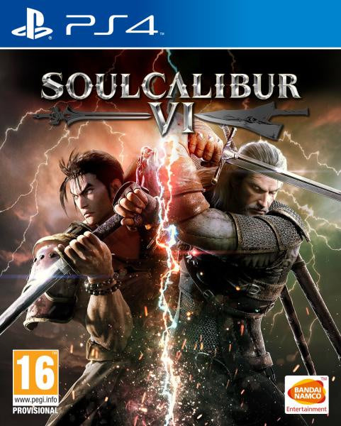 PlayStation 4 Soulcalibur VI