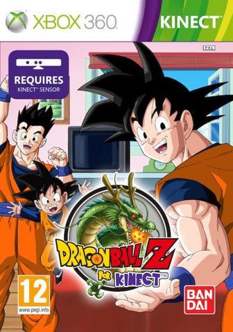 KIN Dragon Ball Z for Kinect