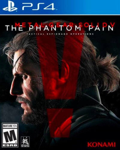 PlayStation 4 Metal Gear Solid V: The Phantom Pain
