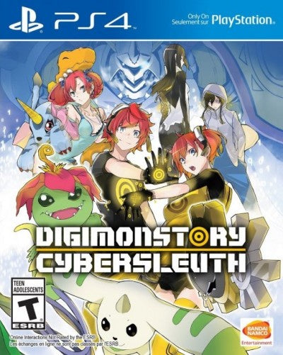 PlayStation 4 Digimon Story: Cyber Sleuth