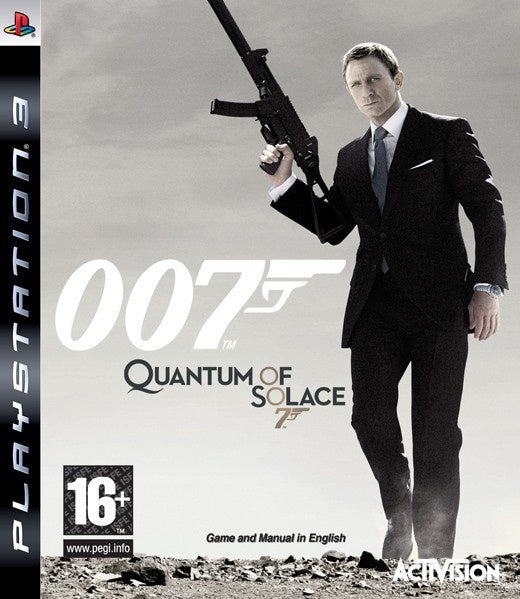 PlayStation 3 007 Quantum of Solace