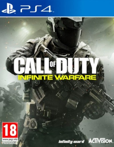 PlayStation 4 Call of Duty Infinite Warfare