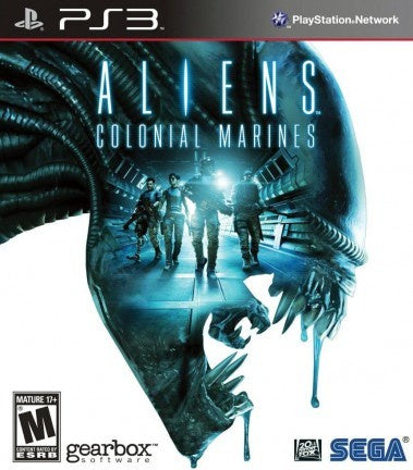 PlayStation 3 Aliens Colonal Marines