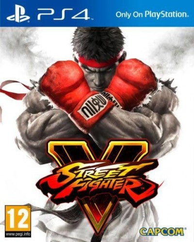 PlayStation 4 Street Fighter 5