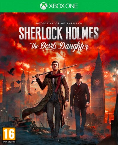 Xbox One Sherlock Holmes: The Devil's Daughter