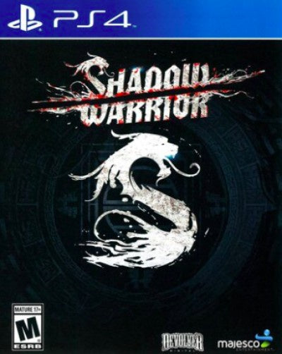 PlayStation 4 Shadow Warrior