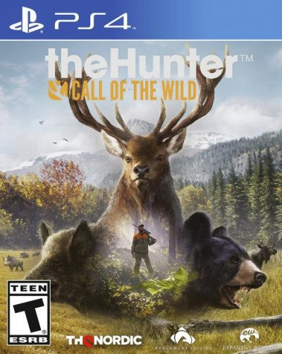 PlayStation 4 The Hunter: Call of the Wild