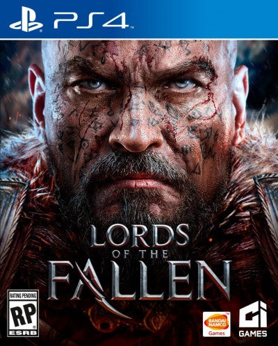 PlayStation 4 Lords of The Fallen