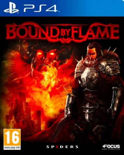 PlayStation 4 Bound by Flame