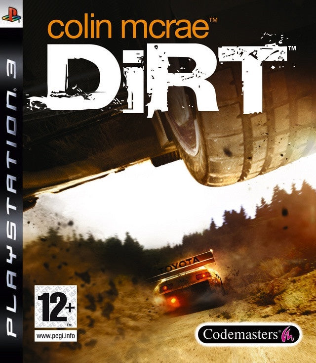 PlayStation 3 Dirt