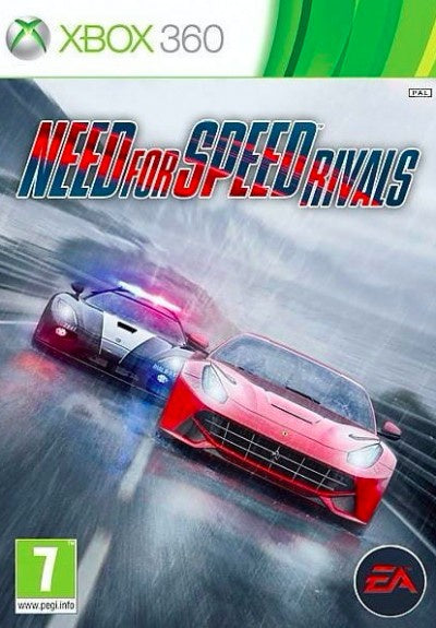 Xbox 360 Need for Speed: Rivals