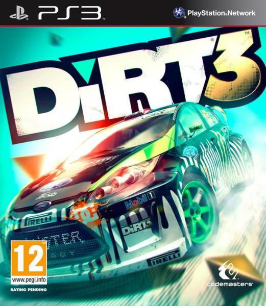PlayStation 3 Dirt 3